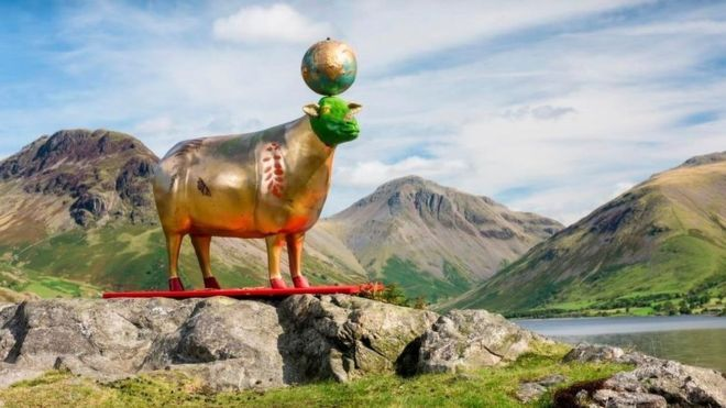 Go Herdwick Public Art Trail – Until Sun 4 September 2016