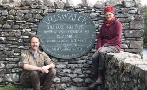 HOW ULLSWATER WAS SAVED:  COMMEMORATING LORD BIRKETT AND THE ULLSWATER PRESERVATION SOCIETY.