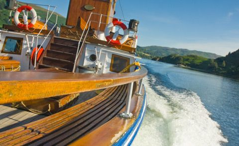 Ullswater Steamers – reopening update