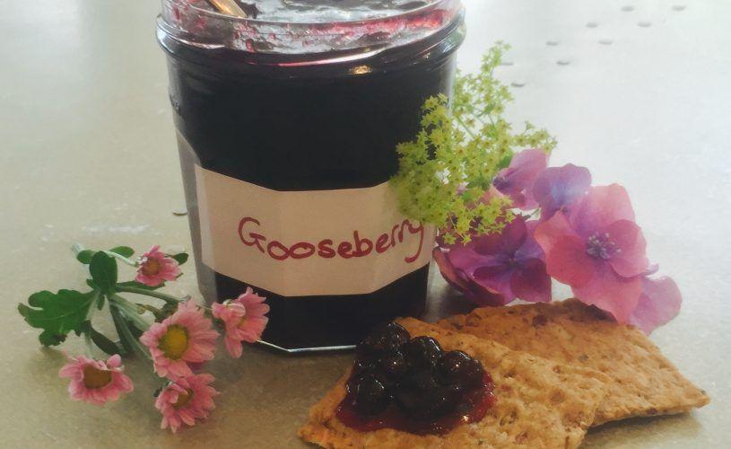 Chef Phil's Gooseberry Jam