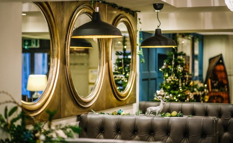 WIN A TABLE FOR 4 – 1863 CHRISTMAS FACEBOOK COMPETITION!