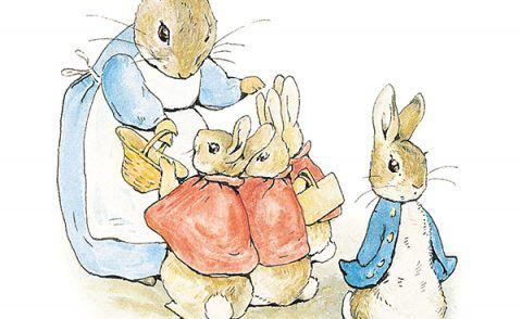 Peter Rabbit: Mischief & Mayhem Exhibition