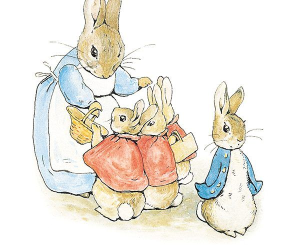 Peter Rabbit: Mischief & Mayhem Exhibition