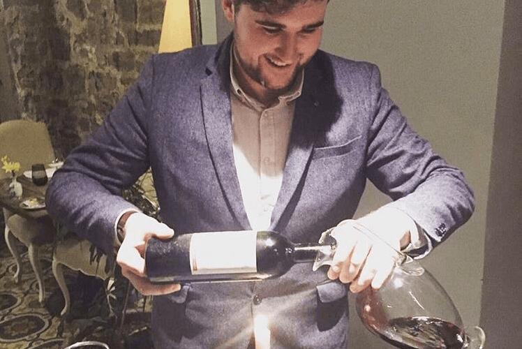 Wild about wine…