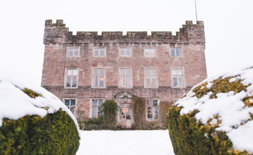 Christmas Market at Askham Hall