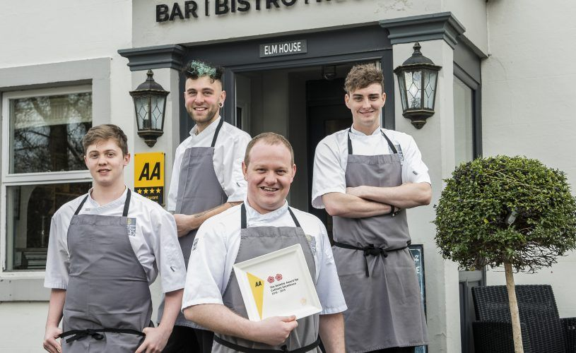 ULLSWATER RESTAURANT IN THE RUNNING 'BEST RESTAURANT' AWARD