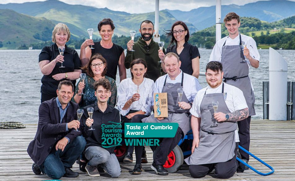 Cumbria Tourism Winner Taste Cumbria