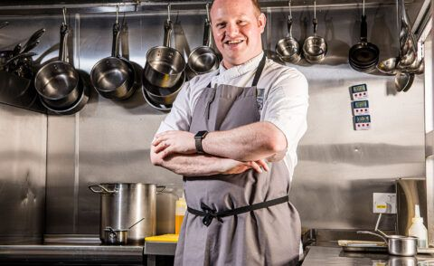 Meet Head Chef, Phil Corrie